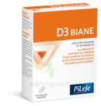 Pileje D3 Biane Capsules 200 Ui - Vitamine D 30 Capsules à LIEUSAINT