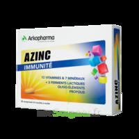 Azinc Immunité Tri Couches Comprimés B/30 à LIEUSAINT