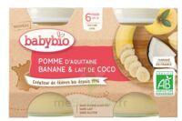 Babybio Pot Pomme Banane Coco à LIEUSAINT