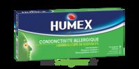 Humex Conjonctivite Allergique 2 %, Collyre En Solution En Récipient Unidose à LIEUSAINT