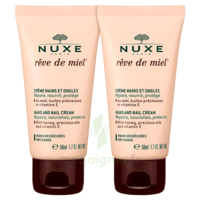 Rêve De Miel® Crème Mains Et Ongles 2*50ml à LIEUSAINT
