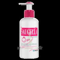 Saugella Girl Savon Liquide Hygiène Intime Fl Pompe/200ml à LIEUSAINT