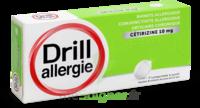 Drill 10 Mg Comprimés à Sucer Allergie Cétirizine Plq/7 à LIEUSAINT