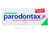 Parodontax Dentifrice Gel Fluor 75ml X2 à LIEUSAINT