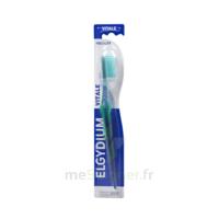 Elgydium Brosse à Dents Vitale Colours Médium