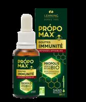 Lehning Propomax Immunité Propolis Verte Bio Extrait Sans Alcool Fl/30ml à LIEUSAINT