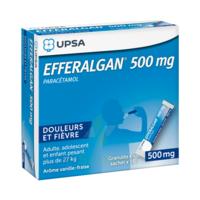 Efferalgan 500 Mg Glé En Sachet Sach/16 à LIEUSAINT