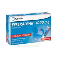Efferalgan 1g Cappuccino Granules 8 Sachets à LIEUSAINT