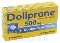 Doliprane 500 Mg Comprimés 2plq/8 (16) à LIEUSAINT
