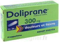 Doliprane 300 Mg Suppositoires 2plq/5 (10) à LIEUSAINT