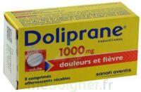 Doliprane 1000 Mg Comprimés Effervescents Sécables T/8 à LIEUSAINT