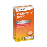 Vitamine C Upsa 500 Mg Fruit Exotique, Comprimé à Croquer à LIEUSAINT