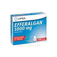 Efferalgan 1000 Mg Comprimés Pelliculés Plq/8 à LIEUSAINT