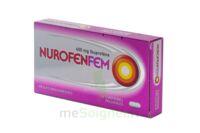 Nurofenfem 400 Mg, Comprimé Pelliculé à LIEUSAINT