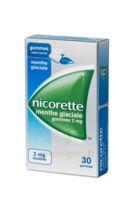 Nicorette 2 Mg Gom à Mâcher Médic Sans Sucre Menthe Glaciale Plq/30gom à LIEUSAINT