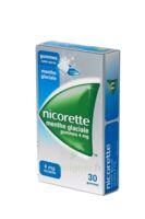 Nicorette 4 Mg Gom à Mâcher Médic Sans Sucre Menthe Glaciale Plq/30gom à LIEUSAINT