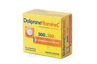 Dolipranevitaminec 500 Mg/150 Mg, Comprimé Effervescent à LIEUSAINT