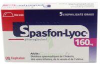 Spasfon Lyoc 160 Mg, Lyophilisat Oral à LIEUSAINT