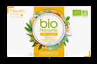 Nutrisanté Infusions Bio Tisane Régulation Des Sucres 20 Sachets à LIEUSAINT