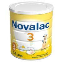 Novalac 3 Lait De Croissance B/800g à LIEUSAINT