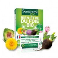 Santarome Bio Gélules Bien-être Du Foie B/30 à LIEUSAINT