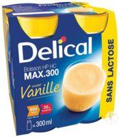 Delical Max 300 Sans Lactose, 300 Ml X 4 à LIEUSAINT