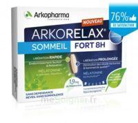 Arkorelax Sommeil Fort 8h Comprimés B/15 à LIEUSAINT