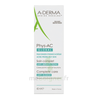 Aderma Phys'ac Global Soin Imperfection Sévères 40ml à LIEUSAINT