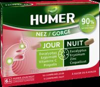 Humer Nez/gorge Jour&nuit 15 Comprimés à LIEUSAINT