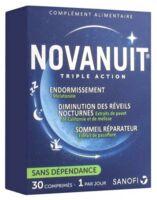 Novanuit Triple Action Comprimés B/30 à LIEUSAINT