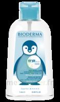 Abcderm H2o Solution Sans Rinçage Nettoyante Bébé Fl Pompe/1l à LIEUSAINT