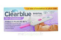 Test D'ovulation Digital Clearblue X 10 à LIEUSAINT