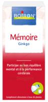 Boiron Mémoire Ginkgo Extraits De Plantes Fl/60ml à LIEUSAINT