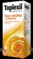 Toplexil 0,33 Mg/ml, Sirop 150ml à LIEUSAINT