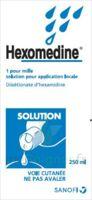 Hexomedine 1 Pour Mille S Appl Loc Fl/250ml à LIEUSAINT