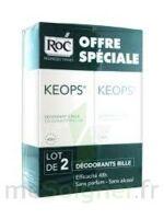 Keops Deodorant Bille Peaux Fragiles Lot De 2 à LIEUSAINT