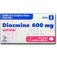 Diosmine Arrow 600 Mg, Comprimé Pelliculé à LIEUSAINT