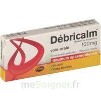 Debricalm 100 Mg, Comprimé Pelliculé à LIEUSAINT