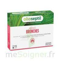 Olioseptil Bronches 15 Gélules à LIEUSAINT