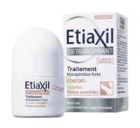 Etiaxil Dé Transpirant Aisselles Confort+ Peaux Sensibles à LIEUSAINT