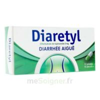 Diaretyl 2 Mg, Gélule à LIEUSAINT