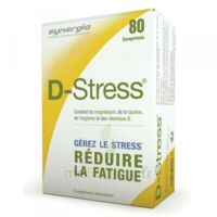 D-stress, Boite De 80 à LIEUSAINT