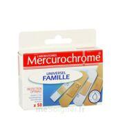 Mercurochrome Pansements Universels Famille X 50 à LIEUSAINT