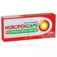 Nurofencaps 400 Mg Caps Molle Plq/10 à LIEUSAINT