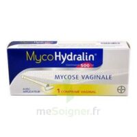 Mycohydralin 500 Mg, Comprimé Vaginal à LIEUSAINT