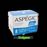 Aspegic 500 Mg, Poudre Pour Solution Buvable En Sachet-dose 20 à LIEUSAINT