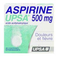 Aspirine Upsa 500 Mg, Comprimé Effervescent à LIEUSAINT