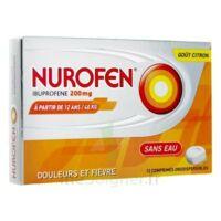 Nurofen 200 Mg, Comprimé Orodispersible à LIEUSAINT