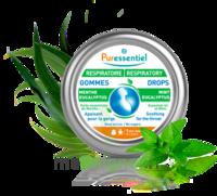 Puressentiel Respiratoire Gommes Menthe-eucalyptus Respiratoire - 45 G à LIEUSAINT