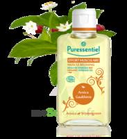 Puressentiel Articulations & Muscles Huile De Massage Bio** Effort Musculaire - Arnica - Gaulthérie - 100 Ml à LIEUSAINT